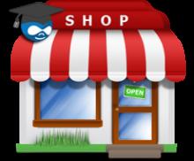 Drupal e-shop